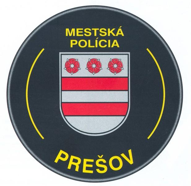 Mestská polícia v Prešove - logo